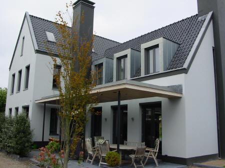 Nieuwbouw hopman bouw b v for Contact eigen huis